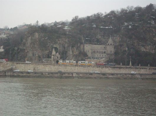 Medieval City on the Buda side